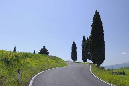 Monticchiello, Siena Province, Val dOrcia, Tuscany, Italy