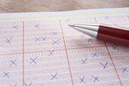 goodluck: Lottery Ticket