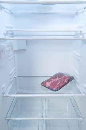 societal: Steak in Fridge