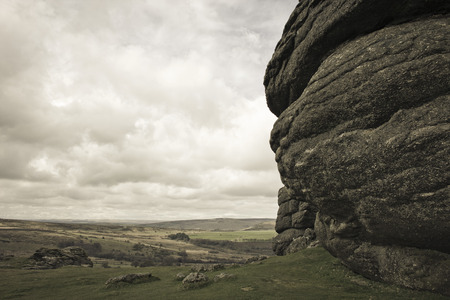 Haytor, Dartmoor, Devon, England