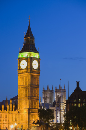 Big Ben, Westminster, London, England