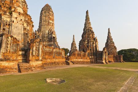 phra nakhon si ayutthaya: Wat Chaiwatthanaram, Ayutthaya, Ayutthaya Province, Thailand