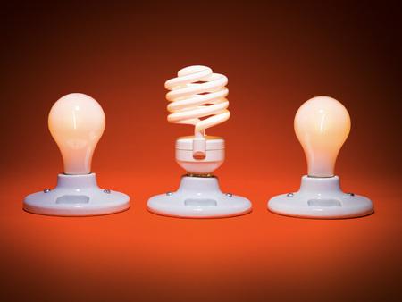 comparable: Three Lightbulbs