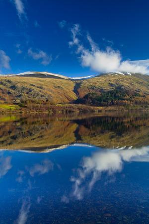 Thirlmere Reservoir, Lake District National Park, Lake District, Cumbria, England