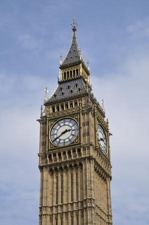 Big Ben, Westminster Palace, Westminster, London, England LANG_EVOIMAGES