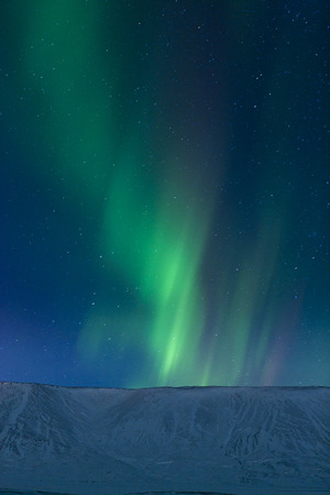captivation: Aurora Borealis over Kleifarvatn, Reykjanes Peninsula, Iceland LANG_EVOIMAGES