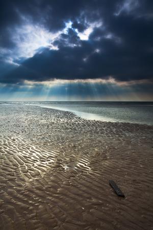 captivation: Irish Sea,Blackpool,Lancashire,England