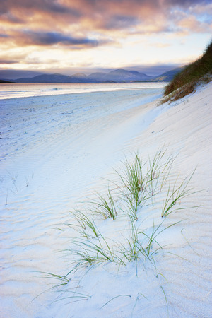 Ripples in Beach Sand,Traigh Rosamal,Isle of Harris,Outer Hebrides,Scotland LANG_EVOIMAGES