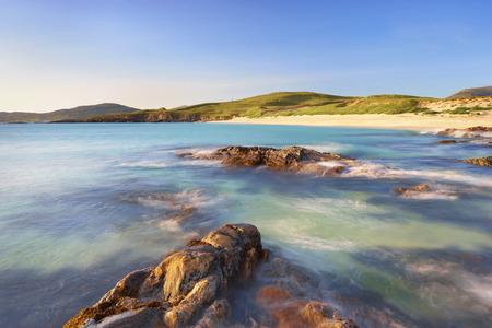 Coastal Scenic,Sound of Taransay,Isle of Harris,Outer Hebrides,Scotland LANG_EVOIMAGES