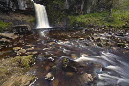 Thornton Force,Ingleton Waterfalls Walk,Yorkshire Dales,Yorkshire,England