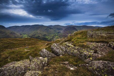 cumbria: Place Fell,Lake District National Park,Cumbria,England