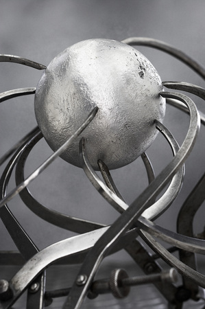 Metal Sphere and Callipers