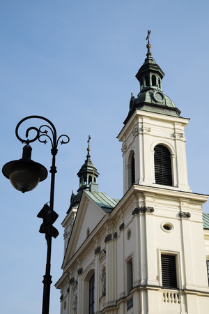 Church of the Holy Spirit, Old Town, Warsaw, Poland