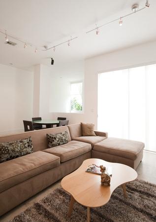 real estate sold: Living Room Interior