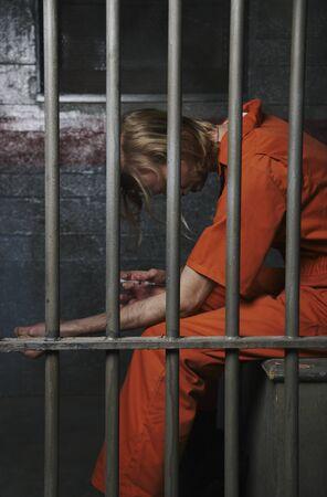 Prisoner Injecting Drugs