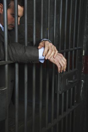 law suit: Man in Jail