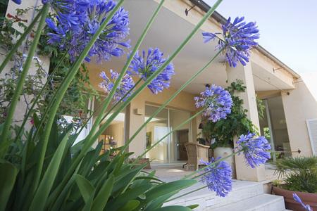 Porch of House, Majorca, Spain