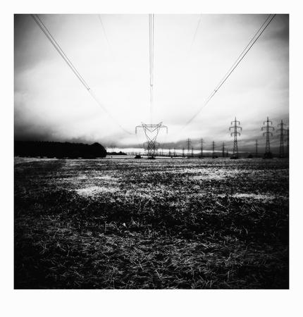 Electricity Reklamní fotografie