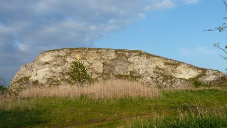 Little cliff