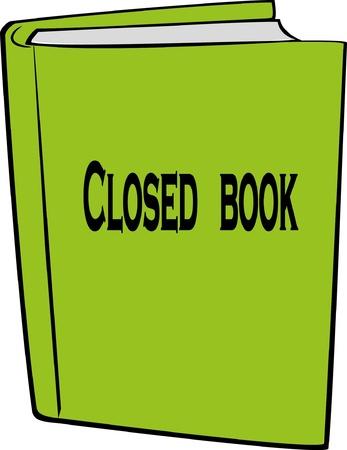 close book