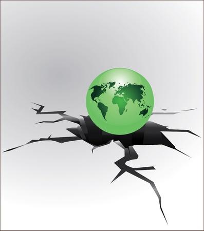 earth in the gap