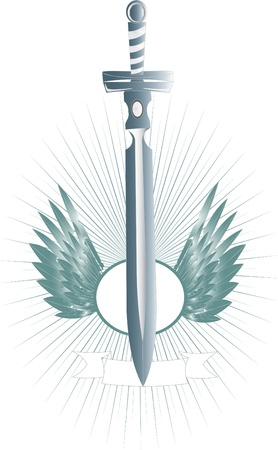 sword Stock Vector - 13372324