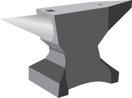anvil: anvil isolated