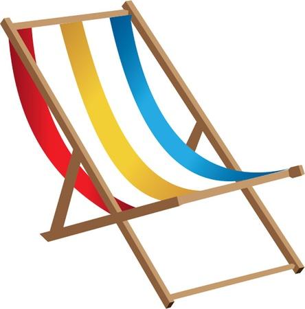 deckchair: Beach chair