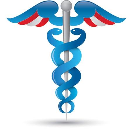 urgencias medicas: Caduceo