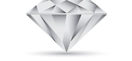 karat: diamond isolated