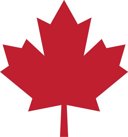 canadian flag: maple leaf