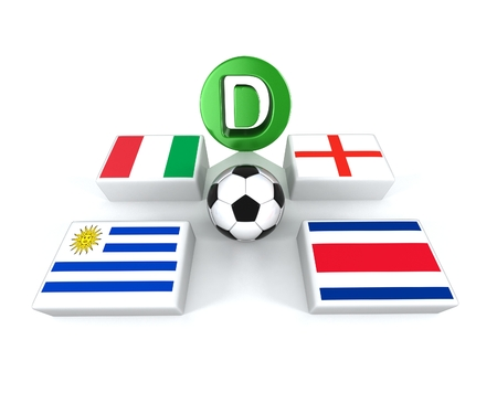 world cup group D photo