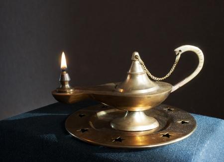Aladdins Magic Lamp