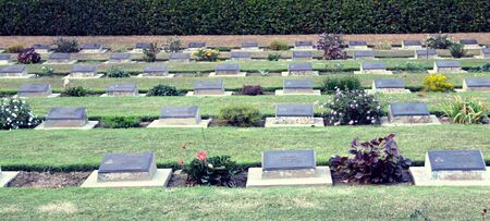 graves: World War Two graves