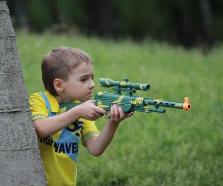 sniper: small sniper