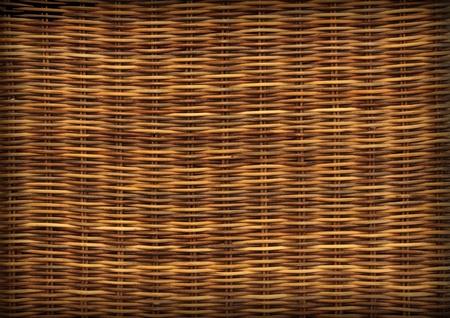 wooden handmade tangle background