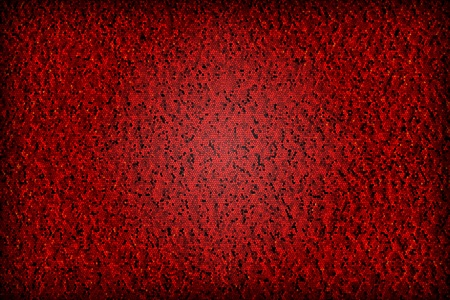 red colour mosaic texture