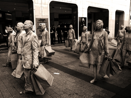 Consumers zombie, wake up call