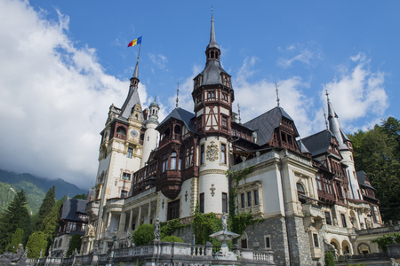 monte sinai: old castle exterior view Editorial