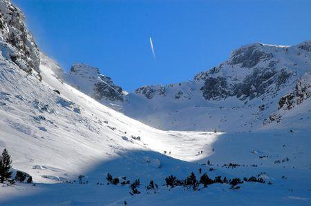 Winter mountain Stock Photo - 1005379