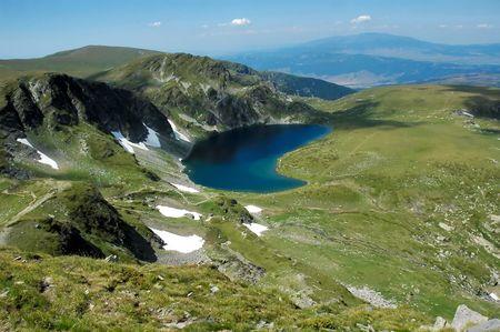 Lake Kidney, Rila