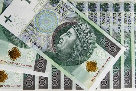 Banknote 100 PLN photo