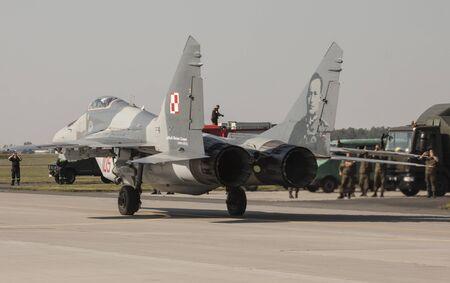 fulcrum: The Mikoyan MiG-29 Fulcrum