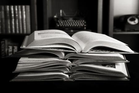 boeken Stockfoto
