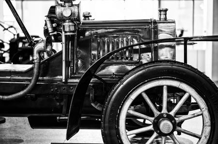 chrom: Skoda in Mlada Boleslav, Skoda Auto Museum