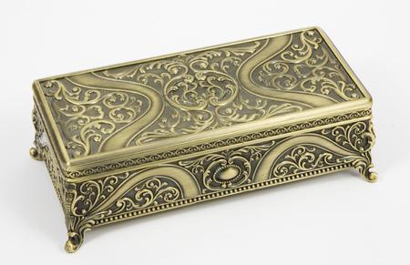 casket: gold casket