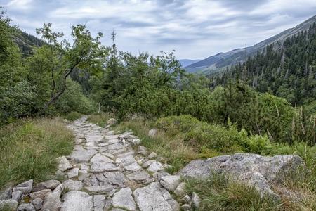 sudetes: Giant Giant mountains in Poland