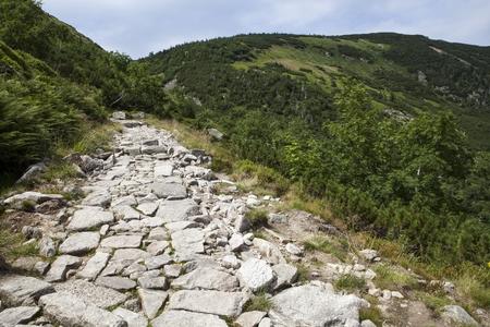 krkonose: Giant Giant mountains in Poland