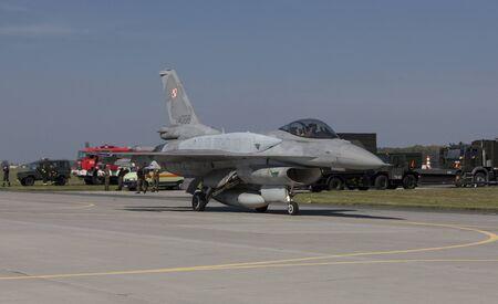 interceptor: F-16 Fighting Falcon Editorial