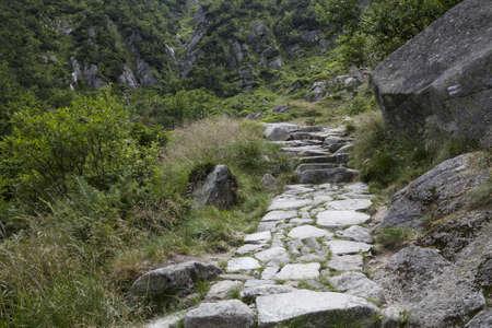 sudetes: Giant Mountains (Giant) Mountains in Poland, Europe